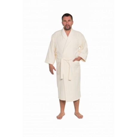 płaszcz kąpielowy męski krótki PKMB